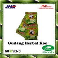 Susu Jahe Kacang Hijau 41 Per Renceng   Jahe Merah Menghangatkan badan