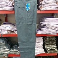 Seragam Celana Panjang SMA Ukuran Jumbo / Celana Panjang SMA Abu-abu