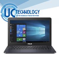 LAPTOP ASUS E402YA - E2-7015 RAM 4GB SSD 256GB 14HD Win10