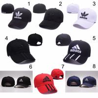Cap baseball Topi Lengkung Import Adidas