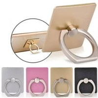 Ring Stand Fiber Ringstent Iring Polos Phone Holder