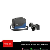 Terbaru THINK TANK Mirrorless Mover 20 - Tas Kamera - DarkBlue