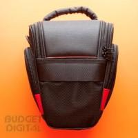 Terbaru Tas Kamera SLR Segitiga Camera Bag Mirrorless Canon Nikon Fuji