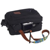 Terbaru Tas Kamera Mirrorless Eibag 1758BL For Canon | Nikon |