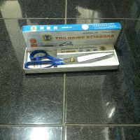 Gunting Kain Jahit 10 25 cm Premium Tailor Scissors Taiwan CMART