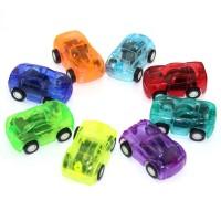 5X Mainan Anak Lucu Berupa Mobil Pull Back Pengisi Loot Bag