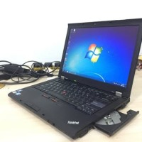 Laptop Lenovo Thinkpad T410 Core i7 M620 2 7Ghz nvidia