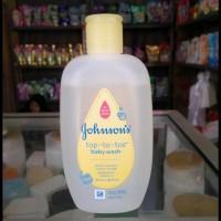 promo Johnsons top to toe Baby Wash 200ml TERBARU