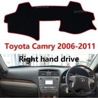 Cover Dashboard Dashboard Mobil untuk Toyota Camry xv40 2006-2011