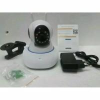 Ip Camera Robot CCTV 2 Antena