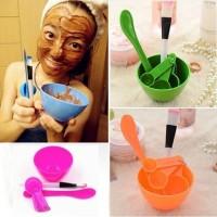 *[115gr] E30 Mangkok Masker Kosmetik Warna / Mask Bowl