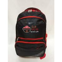 Ransel backpack Polo PRO 766 Import. Ada USB PORT.Darena Bags Bandung