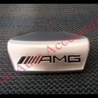 Banting Harga. Emblem Plat Stir Amg Mercedes Benz W205. W213. W222.