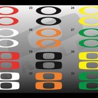 Super Discount Sticker/Stiker Visor Helm