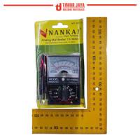 Multitester Multimeter Avometer YX 1000A YX 1000 A NANKAI Skls sanwa