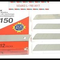List Paling Dicari Isi Cutter Besar Kenko L-150 / Refill Kater Kenko