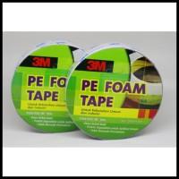 Barang Terbaik Double Tape Busa 3M Pe Foam Tape 24Mm X 4M Original