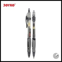 Produk Real Picture Gel Pen / Pulpen / Pena Joyko Gp-265 / Q Gel / 0.5