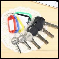 List Best Seller Key Ring Joyko Kr 8 Isi 50 / Gantungan Kunci / Name