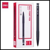 Barang Terbagus Deli Ballpoint Pen 0.7Mm Eq00320 - Hitam - Pulpen