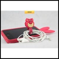 Unit Baik Disney Cord Holder/ Klip Kabel/ Pengikat Kabel/ Penggulung