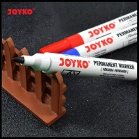 Item Terbaik Permanent Marker / Spidol Permanen Joyko Pm-17 / Round
