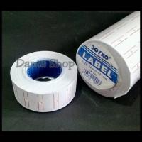Item Bagus Kertas Label Harga Joyko 1 Baris ( Price Labeller 5500M )