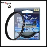 List Termurah Filter Uv Hoya Pro1 58Mm Lens Canon Nikon Sony Fuji