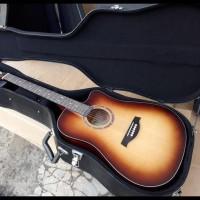 Item Asli Hardcase Gitar Akustik Se All Size Berkualitas Tinggi