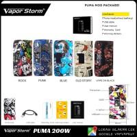 Vapor Storm Puma 200w Authentic Limited