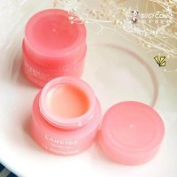 DISKON!!! LANEIGE LIP SLEEPING MASK 3G MINI SIZE TERLARISSS
