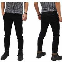 Celana Jeans Pensil Skinny Braga Original Pria Ukuran 27 - 38