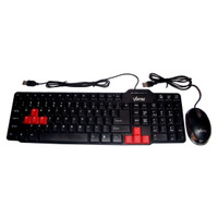 Votre Paket Keyboard Mouse USB - KB-2308 KM-309