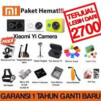 Paket Kamera Camera Xiao Mi Yi Action Cam Sport Xiaomi Murah