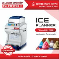 Fomac Mesin Serut Es Batu Otomatis ICH-A188 Ice Planner