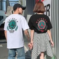 Aute 953# 6535 Cotton Lovers Short-sleeved T-shirt Women