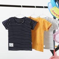 Aute Season Boy's New Children's T-shirt Short-sleeved Shirt In