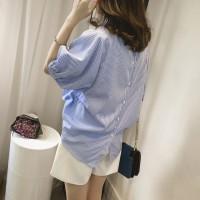 Aute Women's Shirt New Design Sense Of The Small Short-sleeved