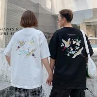 Aute 959# 6535 Cotton Lovers Short-sleeved T-shirt Women