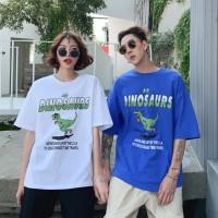 Aute 960# 6535 Cotton Lovers Couple Short-sleeved T-shirt Women