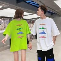Aute Cotton Lovers Short-sleeved T-shirt Women