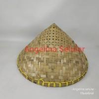 Topi Caping / Topi petani uk 40cm (GOJEK/GRAB)
