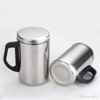 Termos Mug 350 ml Stainless Steel / Gelas Mug Promosi Souvenir Hampers