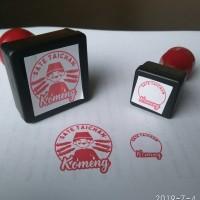 Stampel Otomatis 1 Warna (Stample/Stempel/Cap)