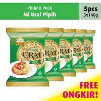 Mi Urai Pipih Promo Pack (5pcs)
