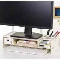 Rak Meja Laptop Rak Tv Multifungsi Komputer