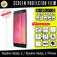 Tempered Glass Screen Protector 9H For Xiaomi Redmi Note 2
