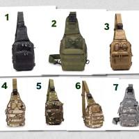 Tas Import / Tas Slempang Tactical / Tas Slempang Army