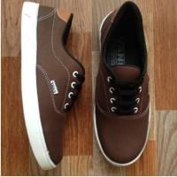 Sepatu casual Vans clasic fullbrown limitededition V4/ Sepatu Vans