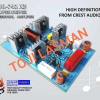 jbl 741 x5 jbl741 modul driver power amplifier nw 741 legend master